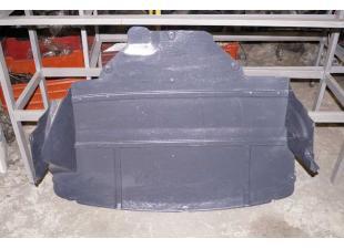 Защита пластик Renault Master после 2010 image 1