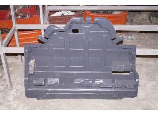 Защита пластик Renault Trafic после 2007 image 1