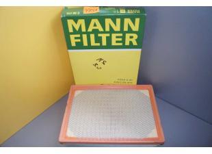 Фильтр воздуха Renault Мaster Mann 3.0 image 1