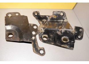Кронштейн крепления блока ABS Renault Master (Movano, Interstar) 2003-2010 Б/У image 7
