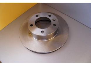 Гальмівний диск Renault Master ABE перед r16 вентиляційний image 1