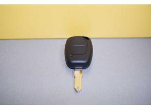 Корпус ключа Renault PolCar 2кнопки image 1