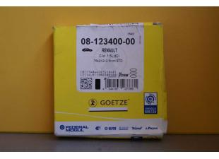 Комплект поршневых колец Renault Kangoo 1.5 Goetze image 1