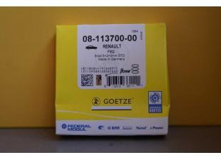 Комплект поршневых колец Renault Trafic 1.9 Goetze image 1