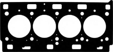Прокладка головки блоку циліндрів Renault Master, Trafic 2.2 Elring image 1 | Renaultmaster.com.ua