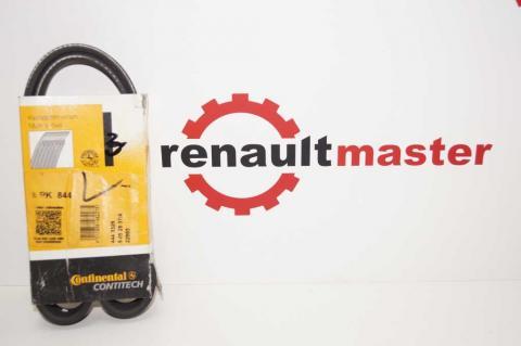 Поли клиновой (дорожечный) ремень 6 PK844 Renault Мaster 2.8 Continental image 2 | Renaultmaster.com.ua