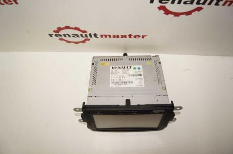 Мультимедійна система Renault Trafic III image 2