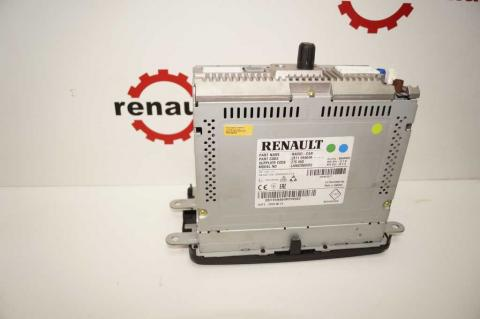 Мультимедійна система Renault Trafic III image 4