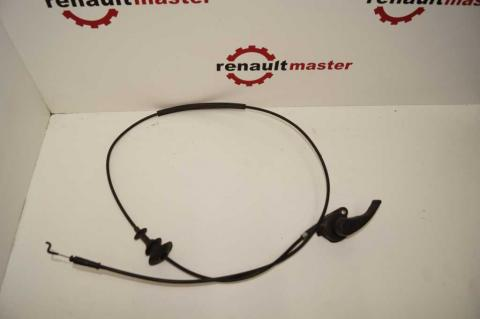 Трос капота Renault Master (Opel Movano,Nissan Interstar) 1998-2010 Б/У  image 4 | Renaultmaster.com.ua