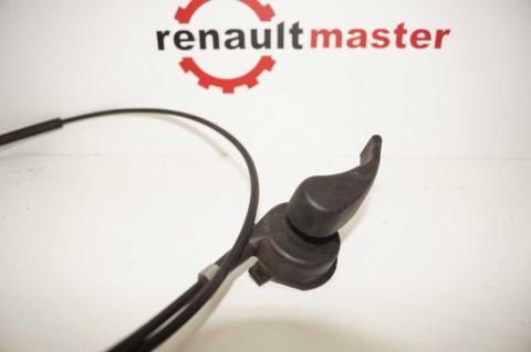 Трос капота Renault Master (Opel Movano,Nissan Interstar) 1998-2010 Б/У  image 6 | Renaultmaster.com.ua