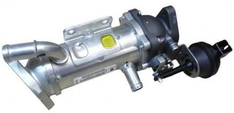 Охладитель EGR Renault Master/Trafic 2.5 2007-2010 Б/У image 1