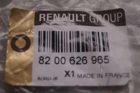 Сайлент-блок передней балки Renault Ttafic Original Copy задний(пластик) image 5 | Renaultmaster.com.ua