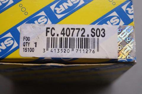 Комплект підшипників ступиці Renault Trafic SNR задній r16 image 3 | Renaultmaster.com.ua