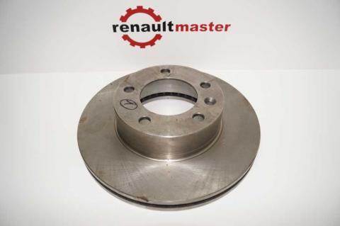 Гальмівний диск Renault Master II перед r16 вентиляційний ABE  image 1   Renaultmaster.com.ua