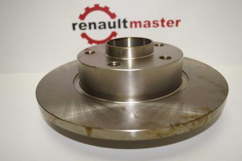 Гальмівний диск Renault Trafic II задній ABS image 5