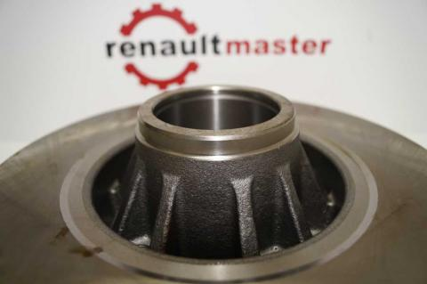 Гальмівний диск Renault Trafic II задній ABS image 6