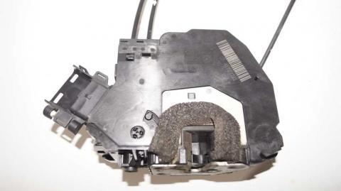 Замок правой раздвижной двери Renault Trafic 1.6 Б/У image 5 | Renaultmaster.com.ua