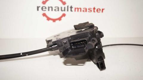 Замок правой раздвижной двери Renault Trafic 1.6 Б/У image 6 | Renaultmaster.com.ua