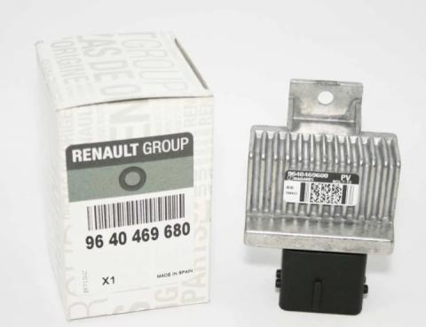 Реле свічок розжарювання 2.5 DCI Renault Master (Opel Movano, Nissan Interstar) 2007-2010 OE image 1 | Renaultmaster.com.ua