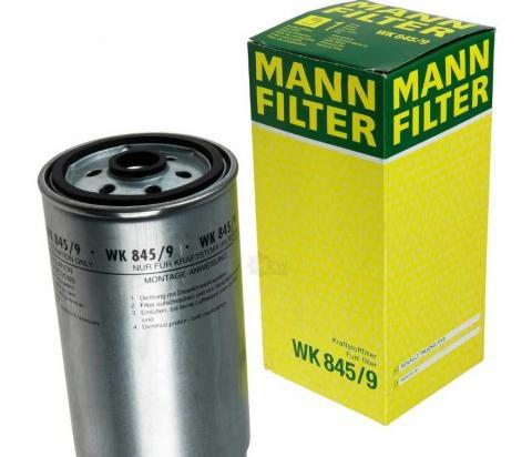 Паливний фільтр Renault Mascott 3.0 MANN 5001860111 image 1 | Renaultmaster.com.ua