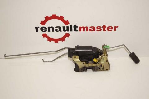 Замок передніх дверей правий Renault Master (Opel Movano,Nissan Interstar) 1998-2010 Б/У image 1 | Renaultmaster.com.ua
