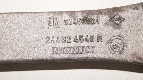 Усилитель левой подушки двигателя Renault Trafic 1.6 Б/У image 4 | Renaultmaster.com.ua