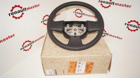 Руль без круиз-контроля Renault Master 2.3 (Movano,NV 400) 2010- image 1 | Renaultmaster.com.ua