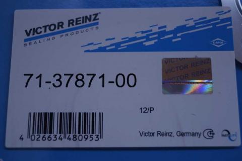 Прокладка выпускного коллектора Renault Master/Trafic 2.5 dCi Reinz image 3