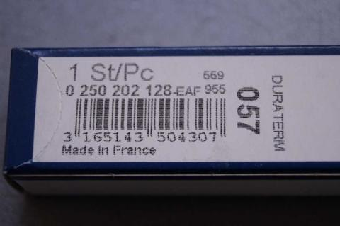 Свічка накалу Renault Master/Тrafic 2.2-2.5dCi Bosch image 2 | Renaultmaster.com.ua