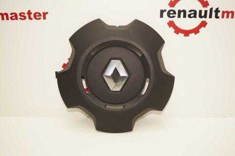 Ковпак на колесо чорний Renault Trafic IIІ Б/У image 1