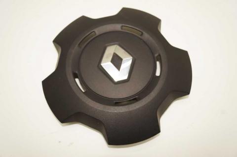 Ковпак на колесо чорний Renault Trafic IIІ Б/У image 2