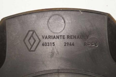 Ковпак на колесо чорний Renault Trafic IIІ Б/У image 4