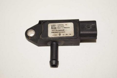 Датчик диференційного тиску Renault Master 2.3 (2010 - ...)/Trafic 1.6 (2014 - ...) Б/В image 2 | Renaultmaster.com.ua