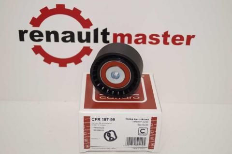 Ролик генератора Renault Master 2.3, Trafic 2.0 Caforro image 1   Renaultmaster.com.ua