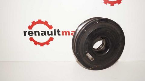 Шкив коленвала Renault Trafic 1.6 Б/У image 1 | Renaultmaster.com.ua