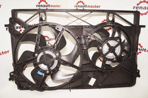 Дифузор з електровентиляторами Trafic 1.6 (2014 - …) Б/В image 3   Renaultmaster.com.ua