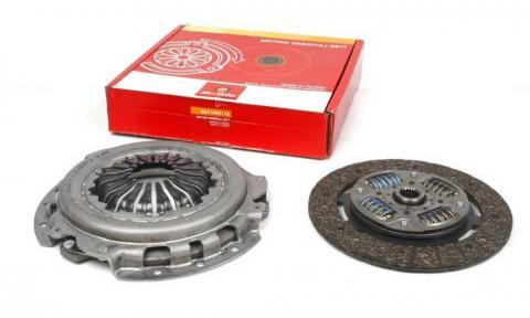 Комплект зчеплення Renault Master 2.5dci -06 d=242mm Motrio image 1 | Renaultmaster.com.ua