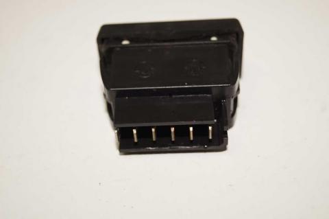 Кнопка электро стеклоподъемника Renault Trafic (Vivaro, Primastar) R 98-04 Б/У image 6   Renaultmaster.com.ua