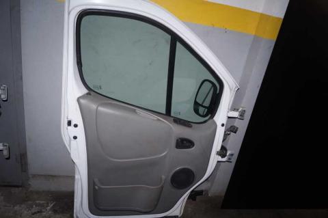 Двері передні в зборі Renault Trafic (Vivaro, Primastar) L Б/У image 2 | Renaultmaster.com.ua