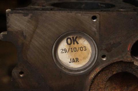 Блок двигуна Renault Trafic (Vivaro, Primastar) 1.9 Б/У image 3