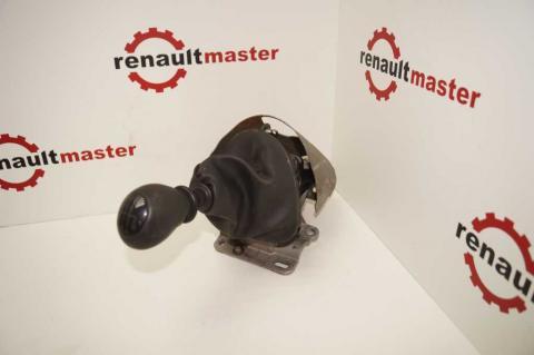 Ричаг перемикання передач Renault Trafic II Б/У image 3 | Renaultmaster.com.ua