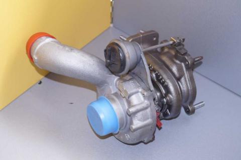 Турбина Renault Master 2.5 3KK OE Реставрация image 2   Renaultmaster.com.ua