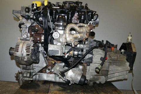 Двигун 2.5 DCI комплектний Renault Master/Trafic (Opel Movano,Nissan Interstar) 2007-2010 Б/У image 1 | Renaultmaster.com.ua