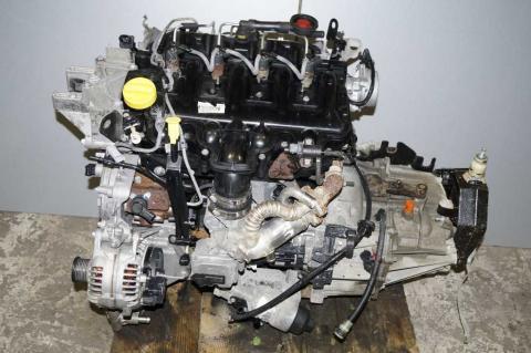 Двигун 2.5 DCI комплектний Renault Master/Trafic (Opel Movano,Nissan Interstar) 2007-2010 Б/У image 2 | Renaultmaster.com.ua