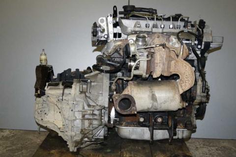 Двигун 2.5 DCI комплектний Renault Master/Trafic (Opel Movano,Nissan Interstar) 2007-2010 Б/У image 4 | Renaultmaster.com.ua