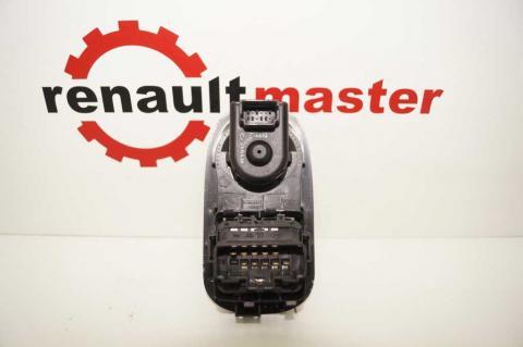 Кнопка склопідйомника ліва подвійна з регулятр. дзеркал Renault Master 2.3 (Movano,NV 400) 2010- Б/У image 2