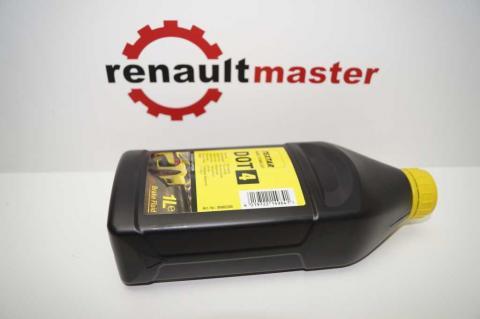 DOT 4 (1L) Гальмівна рідина image 2 | Renaultmaster.com.ua