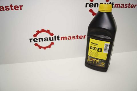 DOT 4 (1L) Гальмівна рідина image 1 | Renaultmaster.com.ua