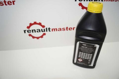 DOT 4 (1L) Гальмівна рідина image 5 | Renaultmaster.com.ua