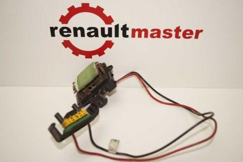 Реостат пічки Renault Trafic II (Vivaro, Primastar) 1.9/2.0/2.5 Б/У image 6 | Renaultmaster.com.ua